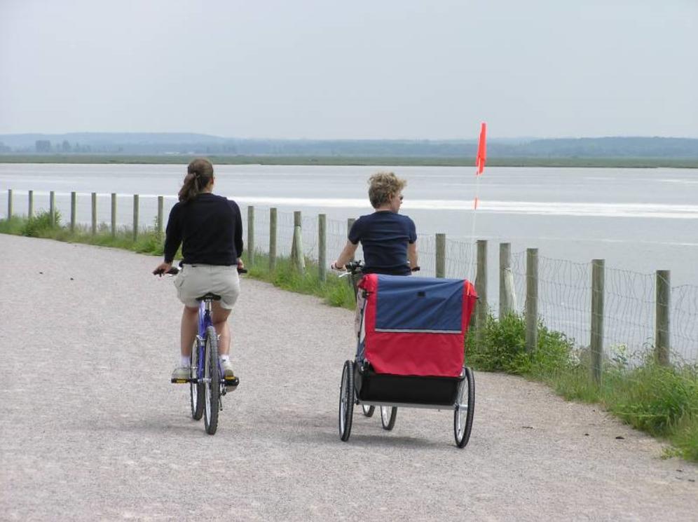 location de vélo baie de somme