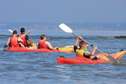 kayak Fort Mahon
